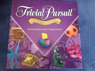 juegos de mesa Trivial