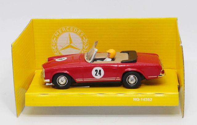 Mercedes 250 SL Sport Edición Vintage Scalextric