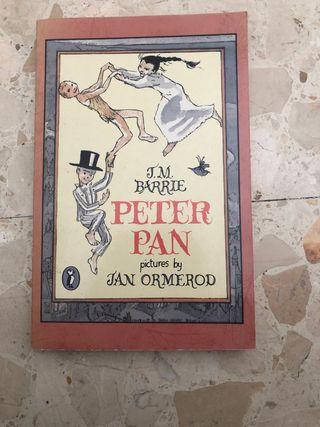Peter Pan en inglés