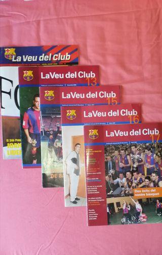 revistas la veu del club
