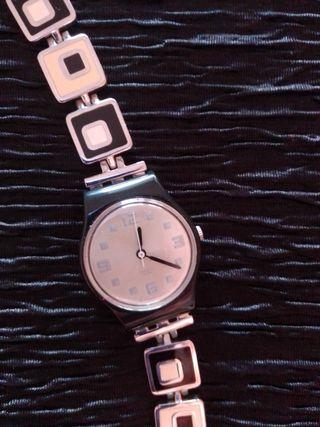 Reloj Swatch mujer CHESSBOARD