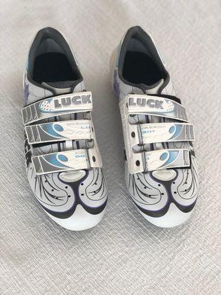 Zapatillas de bici o spinning LUCK