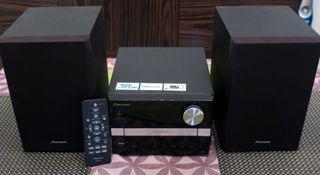 Pioneer Microcadena X-EM22 Bluetooth USB