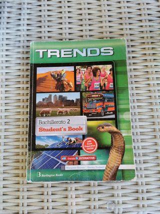 TRENDS Student's book 2° Bachillerato Inglés