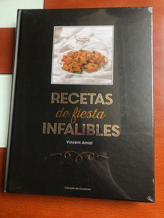 Libro de recetas de fiesta infalibles