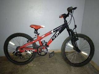 """Bici Monty (Rueda 16"""")"""
