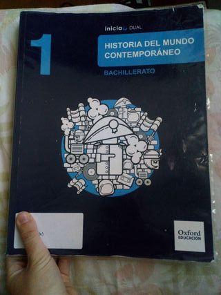 Historia del Mundo Contemporáneo 1° Bachillerato