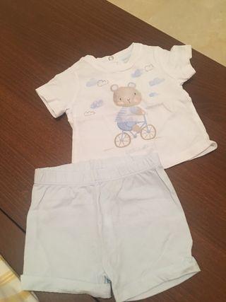 Pijama bebé 1 mes