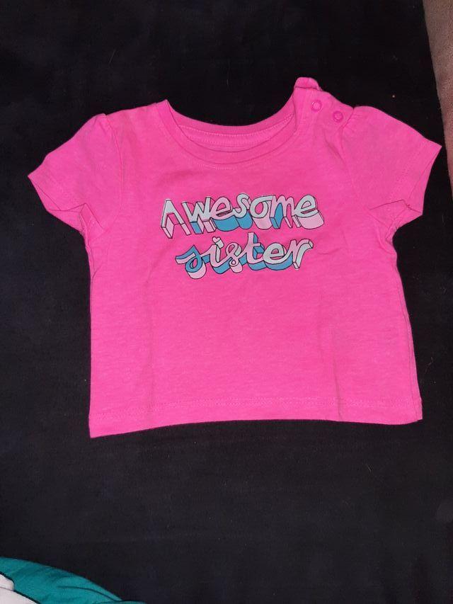 pack camisetas bebe