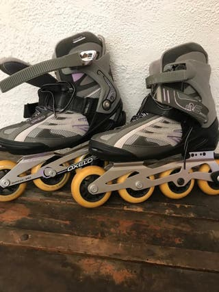 Patines 38 mujer
