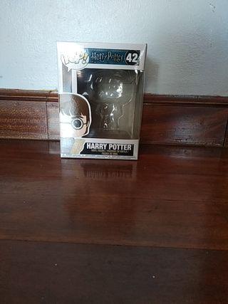 Caja Funko Pop Harry Potter vacía
