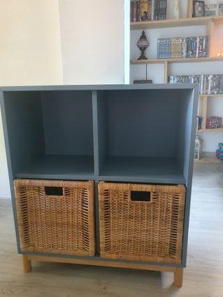 Estanteria modulo Eket Ikea