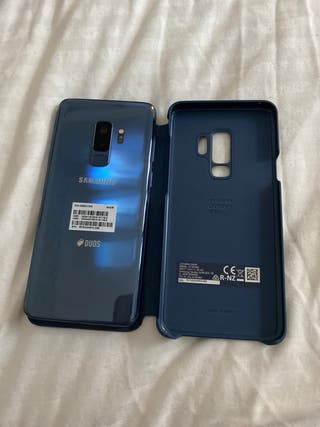 Samsung S6+ Coral blue