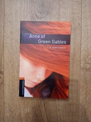 Libro en Ingles de Anne of Green Gables