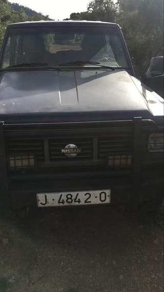 Nissan Patrol 1998