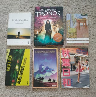 Varios libros (Bundle)