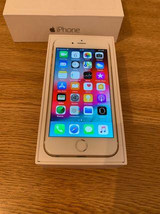 Se vende iPhone 6 S 128 Gb rose gold