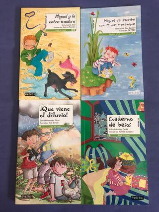 Libros infantiles (a partir de 8 años)