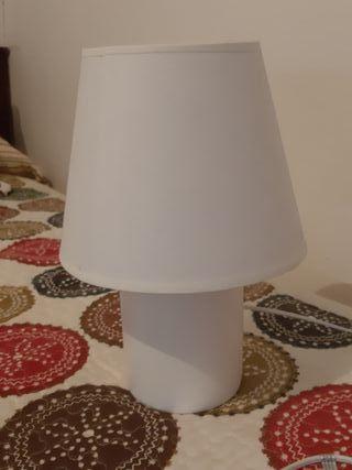 lampara mesita de noche