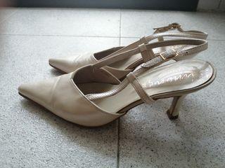 zapatos novia o fiesta número 35