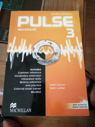 LIBRO DE TEXTO EDITORIAL MACMILLAN PULSE 3