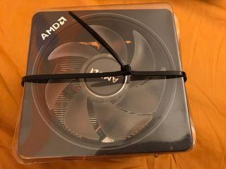 Ventilador Disipador AMD Wraith Prism