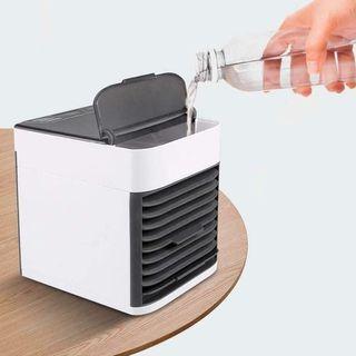 Mini cubo de aire, air cooler, aire acondicionado