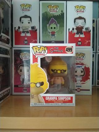 Funko Pop Abuelo Simpson
