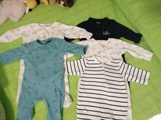 lote pijamas bebé
