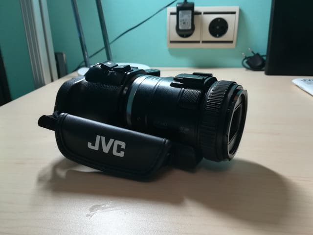 Videocámara GC-PX100 (JVC)