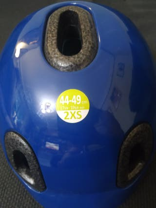 casco bici Decathlon