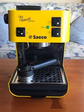 Cafetera Saeco