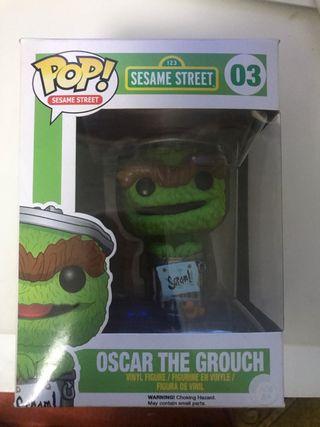 Oscar the grouch funko pop