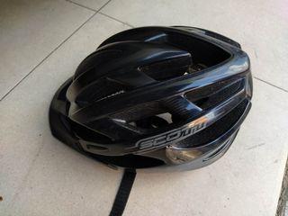Casco bici scott