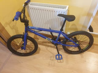 Bicicleta bmx wipe 320 decathlon