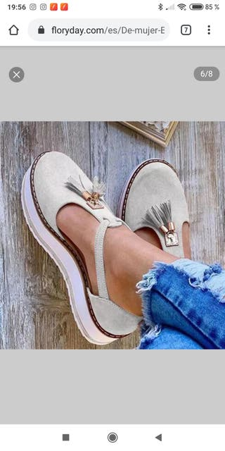 zapatillas sandalias