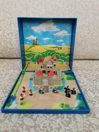 Playmobil micro castillo
