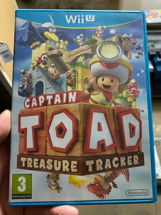 Captain Toad Treasure Tracker Wii U PAL España