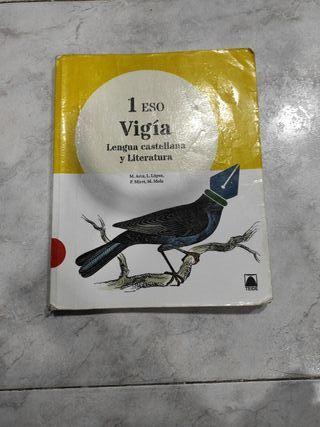 Libro de castellano i literatura