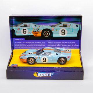 Ford GT40 1º Le Mans 1968 Edic. Limit. Scalextric