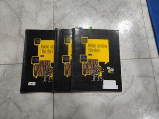Serie de libros de catalan