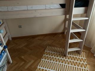 Kit elevación cama semi alta flexa
