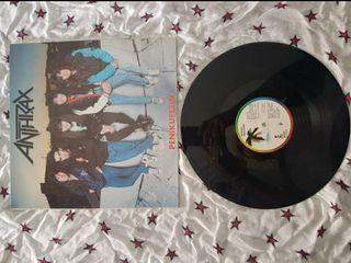 Scorpions Anthrax