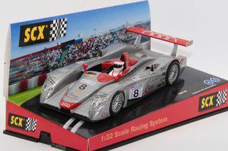 Audi R8 1º Le Mans 2000 Scalextric