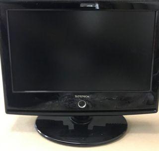 Monitor con dvd incorporado lateral