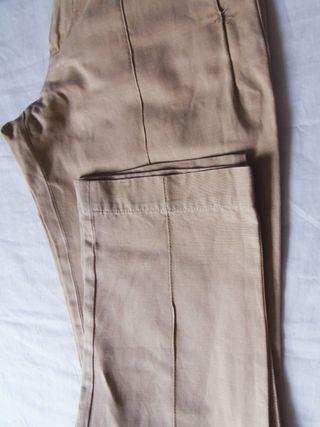 loewe . pantalón hombre verano . lino