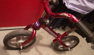 bici sin pedales marca chico de 2 a 5 años