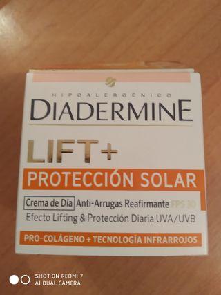 crema diadermine Nueva