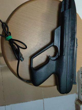 Pistola para videoconsola antigua