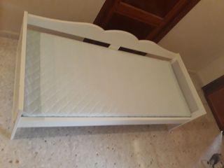 Cama de 105 cm de segunda mano en Tomelloso en WALLAPOP